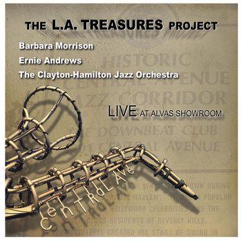 Clayton-Hamilton Jazz Orchestra - L.A. Treasures Project