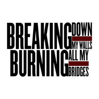 W2 - Breaking Down My Walls and Burning All My Bridges