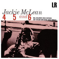 Jackie McLean - 4, 5 and 6(Remastered)
