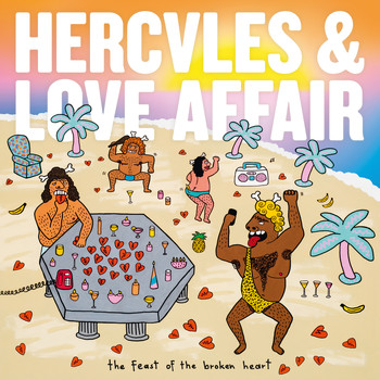 Hercules & Love Affair - The Feast Of The Broken Heart (Explicit)