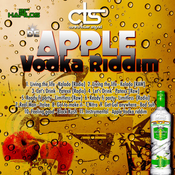 Various Artists - De Apple Vodka Riddim