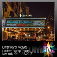 Umphrey's McGee - Live from Beacon Theatre