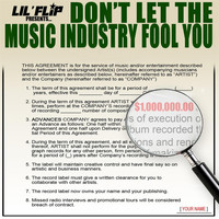 Lil' Flip - Don't Let the Music Industry Fool You