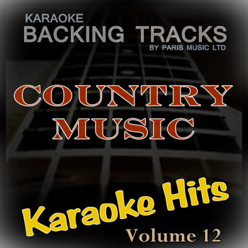 Paris Music - Karaoke Hits Country, Vol. 12
