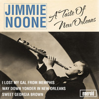Jimmie Noone - A Taste of New Orleans