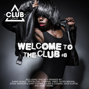 Various Artists - Welcome to the Club, Vol. 8