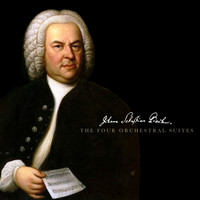 Philharmonia Orchestra - Bach: The Four Orchestral Suites