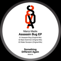 Marco Madia - Assassin Bug EP