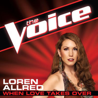 Loren Allred - When Love Takes Over (The Voice Performance)