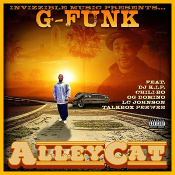 Alleycat - G-Funk - Single