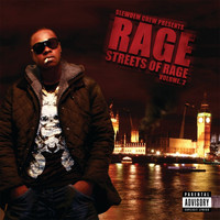 Rage - Streets of Rage, Vol. 2 (Explicit)