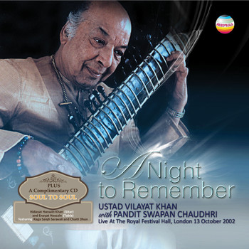 Ustad Vilayat Khan - A Night to Remember