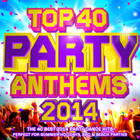 Party DJ Rockerz - Top 40 Party Anthems 2014 - The 40 Best 2014 Party Dance Hits - Perfect for Summer Holidays, Bbq & Beach Parties