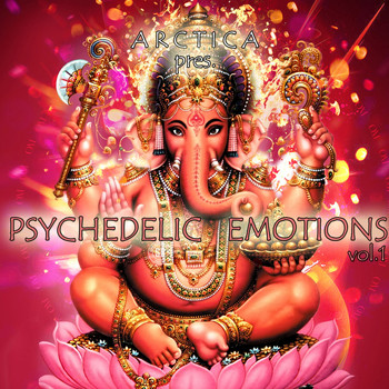 Various Artists - Psychedelic Emotions Vol.1