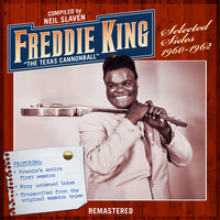 Freddie King - The Texas Cannonball