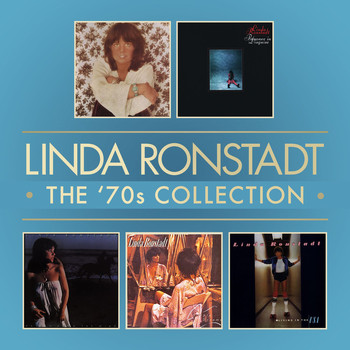 Linda Ronstadt - The 70's Studio Album Collection