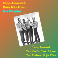 The Miracles - Shop Around & More Hits from the Miracles