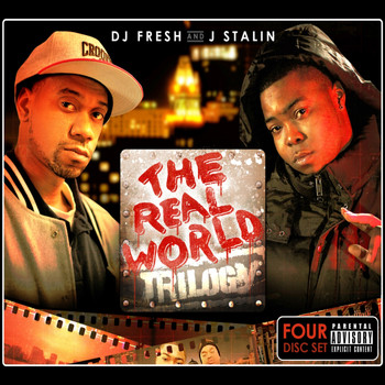 DJ Fresh - The Real World Trilogy (Explicit)