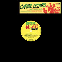 Capital Letters - Smoking My Ganja (Rootikal Remix EP)
