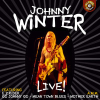 Johnny Winter - Johnny Winter, Live
