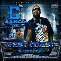 C-Siccness - West Coast Lunaticz