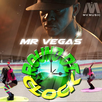 Mr Vegas - Round Di Clock - Single