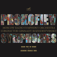 Grand Symphony Orchestra of All-Union National Radio Service and Central Television Networks - Prokofiev: Symphonies