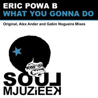 Eric Powa B - What You Gonna Do