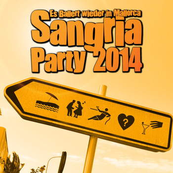 Various Artists - Es ballert wieder in Mallorca (Sangria Party 2014)
