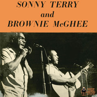 Sonny Terry - Sing the Blues