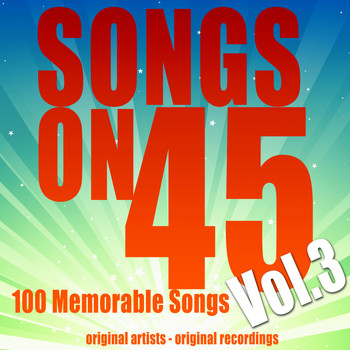 Various Artists - Songs on 45, Vol. 3