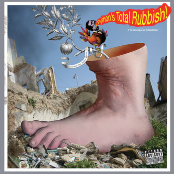 Monty Python - Monty Python's Total Rubbish! The Complete Collection (Explicit)