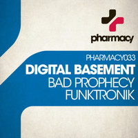 Digital Basement - Bad Prophecy / Funktronik