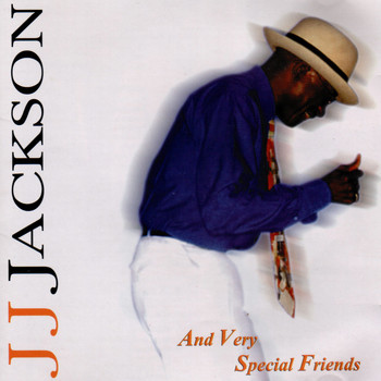 J.J. Jackson - And Very Special Friends - EP