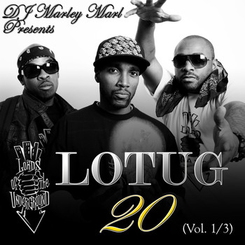 Lords Of The Underground - Lotug 20: The 20th Anniversary Collection Vol. 1
