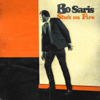 Bo Saris - She's On Fire (Remixes)