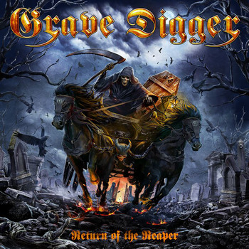 Grave Digger - Return Of The Reaper (Deluxe)