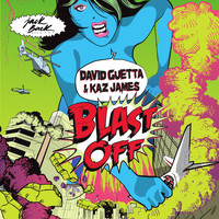 David Guetta - Blast Off EP (Explicit)