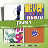 "Jinny - EDM Classic 12"" Collection: Jinny - Original Recordings from the Master Tapes"