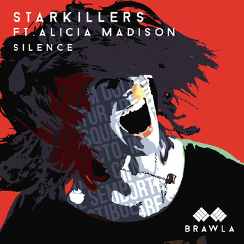 Starkillers - Silence (feat. Alicia Madison)