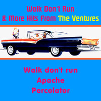 The Ventures - Walk Don't Run & More Hits from the Ventures