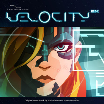 Joris de Man - Velocity 2X (Original Soundtrack)