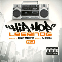 Dj Poska - Hip-Hop Legends, Vol. 1 (Explicit)