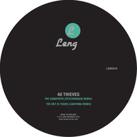 40 Thieves - The Sandpiper / The Sky is Yours (Psychemagik / Cantoma Remixes)