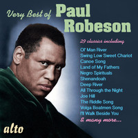 Paul Robeson - The Very Best of Paul Robeson