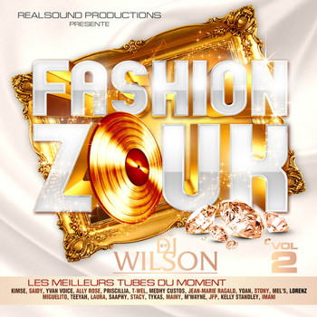 DJ Wilson - Fashion Zouk, Vol. 2