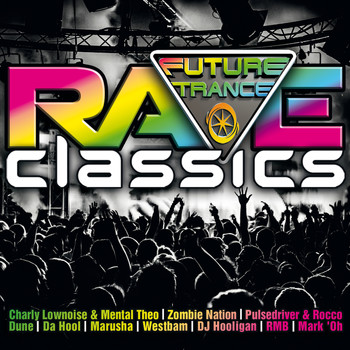 Various Artists - Future Trance - Rave Classics
