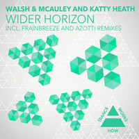 Walsh & McAuley & Katty Heath - Wider Horizon