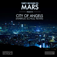 30 Seconds To Mars - City of Angels (Markus Schulz Remix)