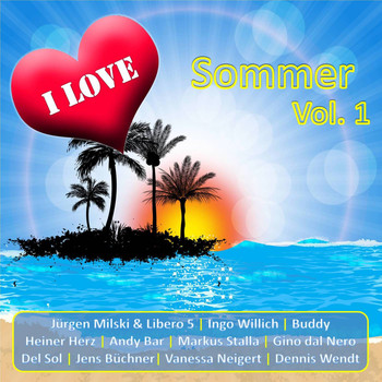 Various Artists - I Love Sommer, Vol. 1